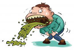 39279424 - extreme vomit man