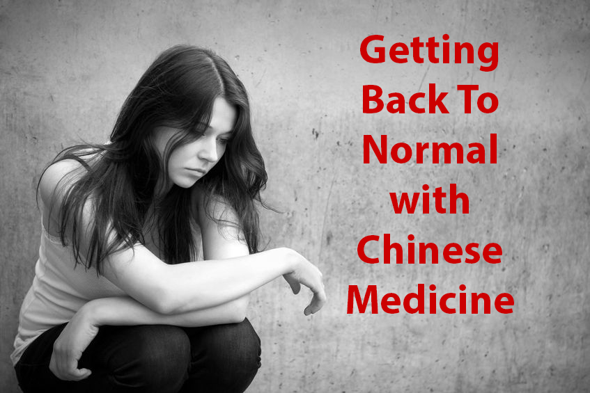 Feeling Normal with Chinese Medicine