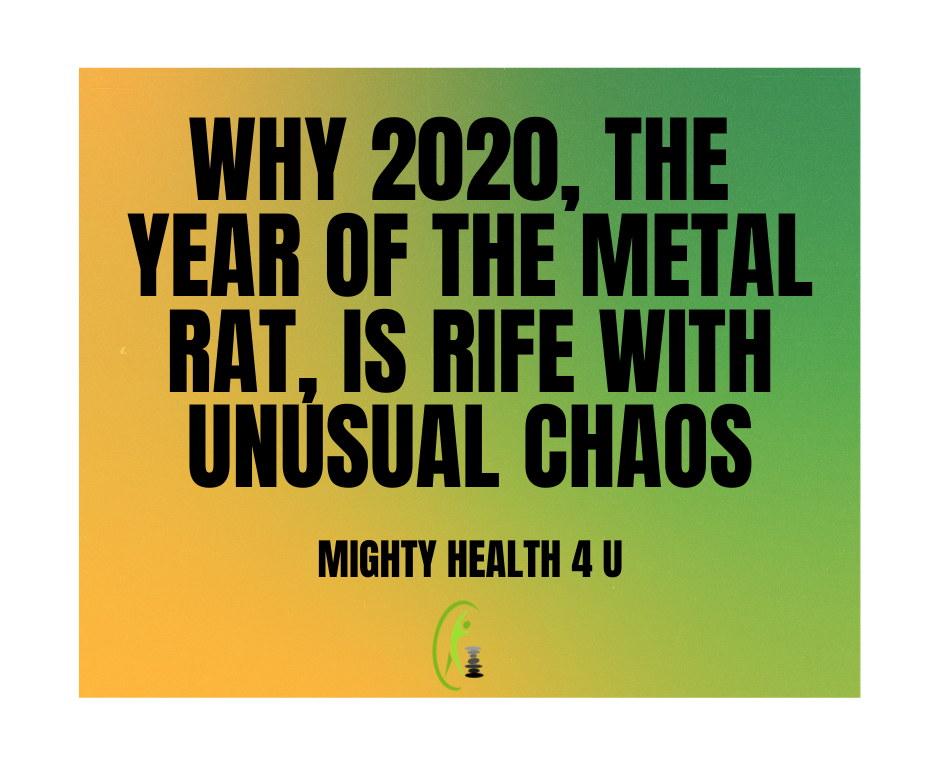 2020 Year of the Rat, 2020 Year of the Rat and Chaos