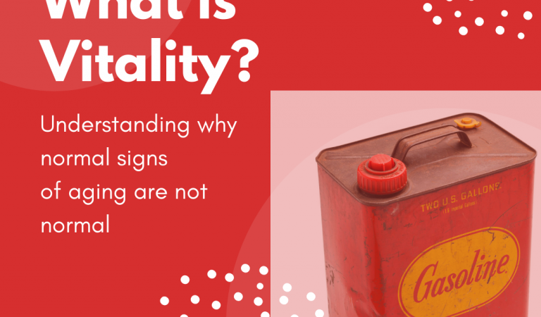 What is Vitality